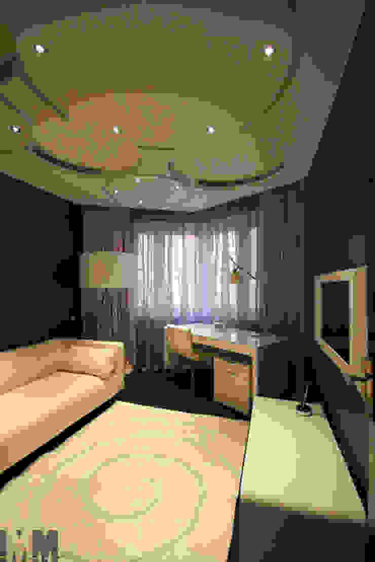Ruang Studi/Kantor Minimalis Oleh ММ-design Minimalis
