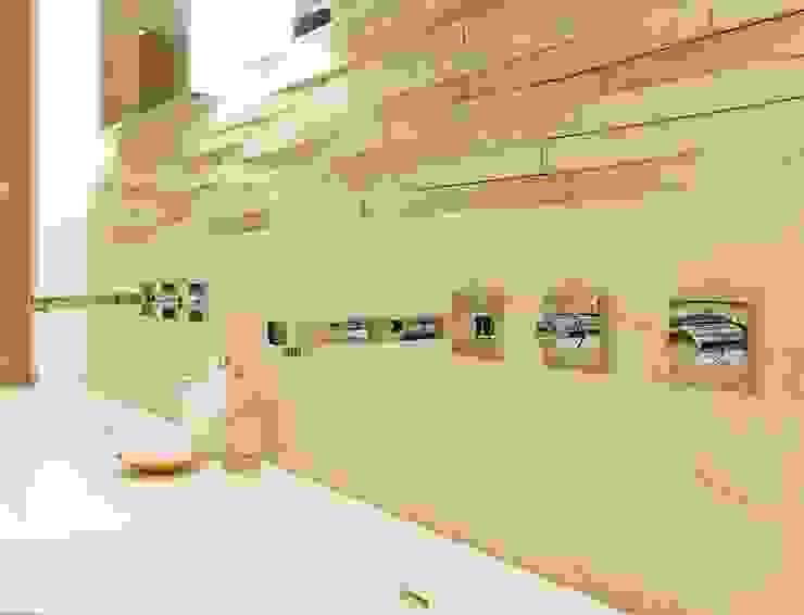 Penthouse Interior Design, River Thames, London Residence Interior Design Ltd Modern bathroom