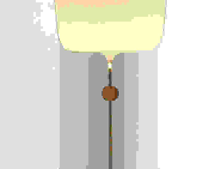 Lampe à poser Collar - Détail Lampe par Homology Scandinave