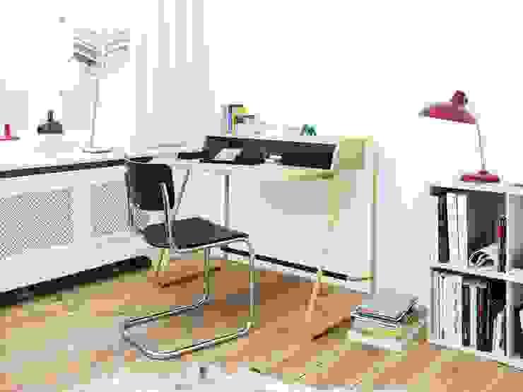 Bureau S1200 jaune moutarde - Thonet par Homology Classique