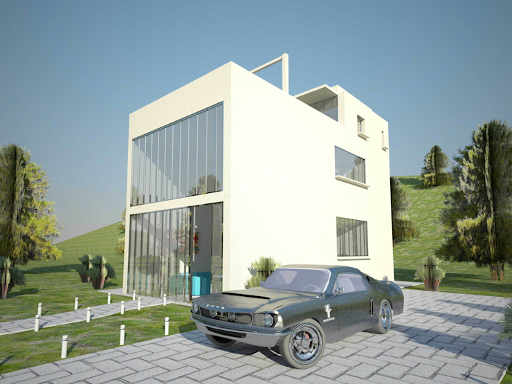 3D viviendas de 3dconsultores