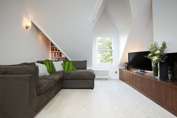 Parliament Hill Interior Design, Hampstead, London by Residence Interior Design Ltd Scandinavian