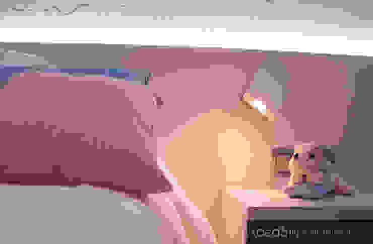 Habitación infantil de Araceli Dormitorios infantiles de estilo moderno de Ideas Interiorismo Exclusivo, SLU Moderno