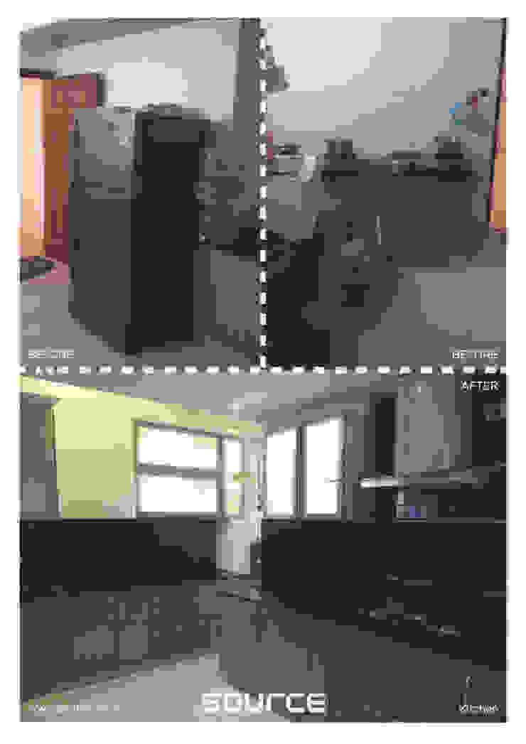 Kitchen: modern  by Source Architecture, Modern