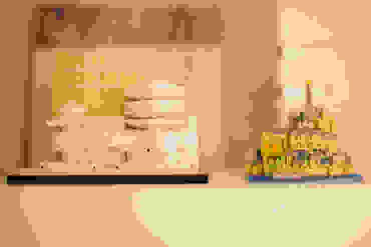 Oficinas de estilo industrial de Passo3 Arquitetura Industrial