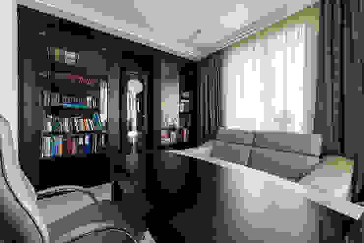 Oficinas de estilo  por ММ-design, Clásico