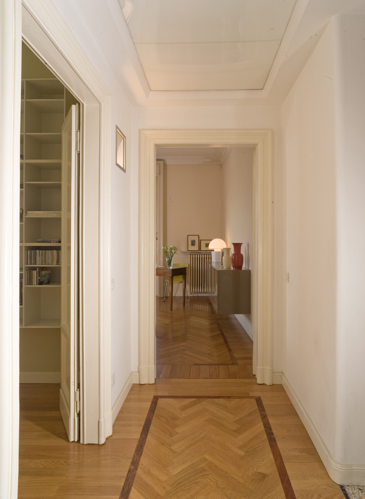 corridoio di ARCHITETTO MARCO TAGLIAPIETRA