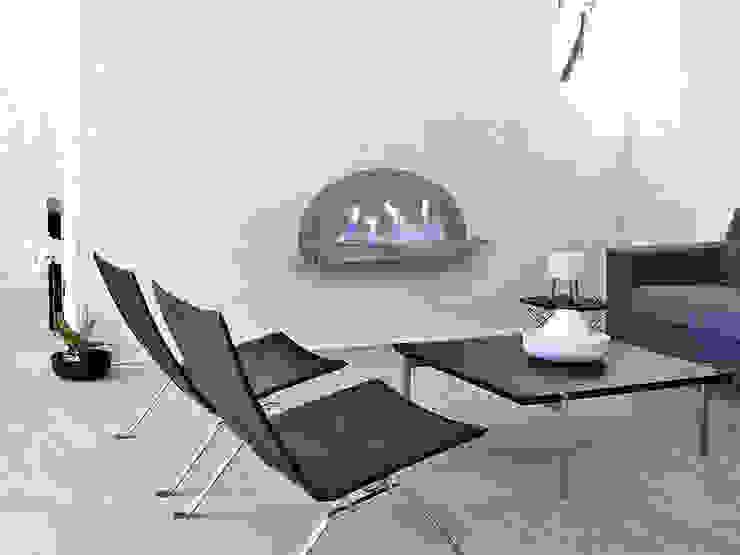 Salones de estilo  por Shio Concept,