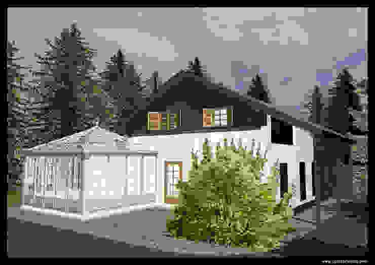 casa S.C. di cp architettura Rurale