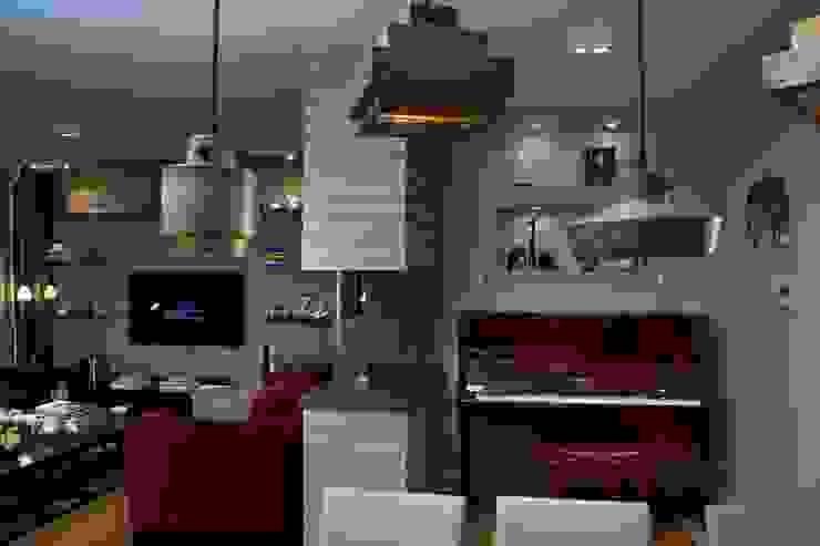 EO HOUSE: eclectic  by Esra Kazmirci Mimarlik, Eclectic