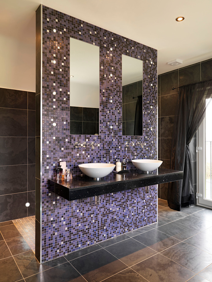 Top Trends - Bathroom Tiles: modern  by Ripples, Modern