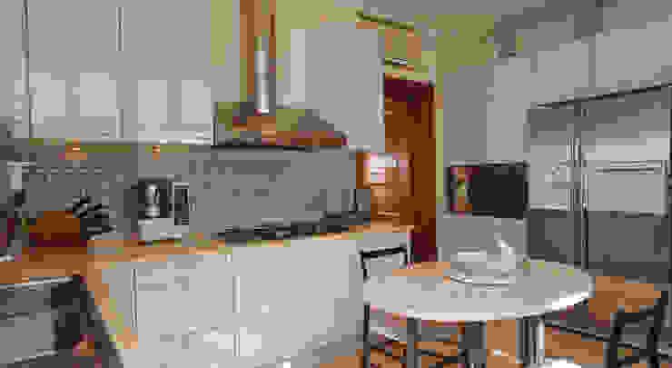cucina di ARCHITETTO MARCO TAGLIAPIETRA