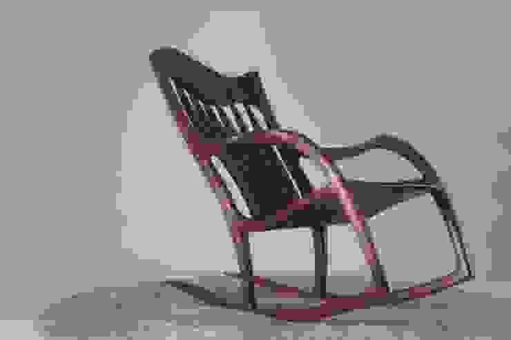 Rocking chair: 메이앤 공방의 아시아틱 ,한옥