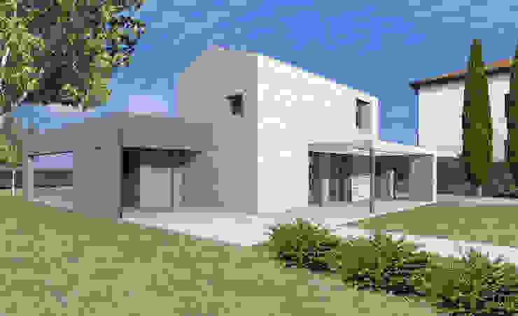 Villa PA Verona di MONTRESOR & ARDUINI Moderno