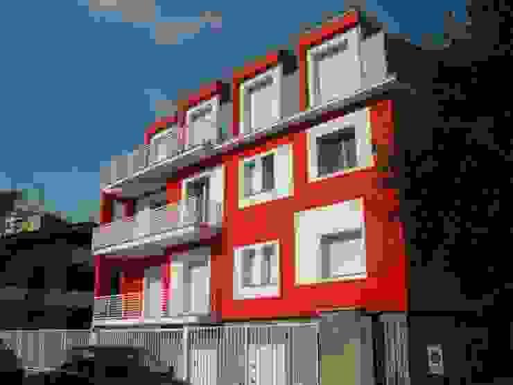 Recupero edificio esistente di Studio Guzzo & Partner Moderno