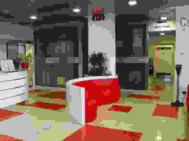 Allestimento uffici Uniabita so. coop. di Studio Guzzo & Partner