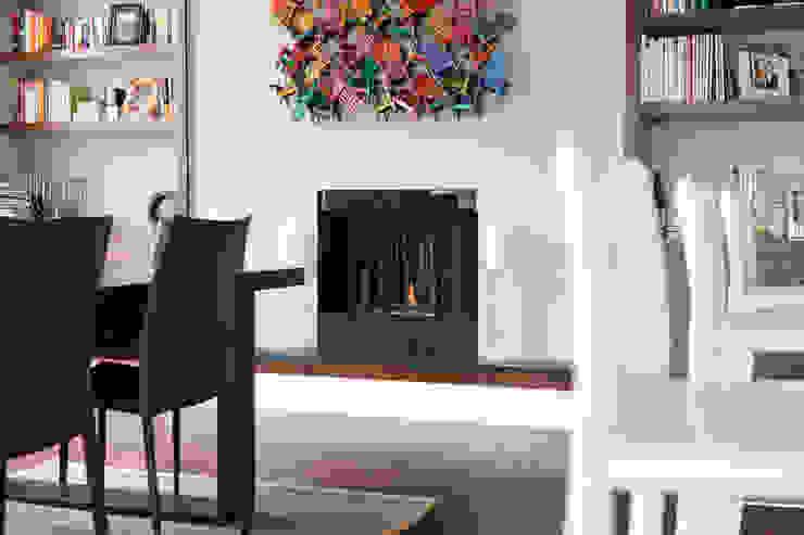 Metropolis Fire: modern  by BD Designs, Modern