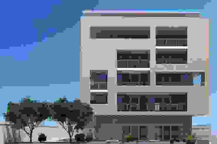 Edificio direzionale via De Vizzi di Studio Guzzo & Partner