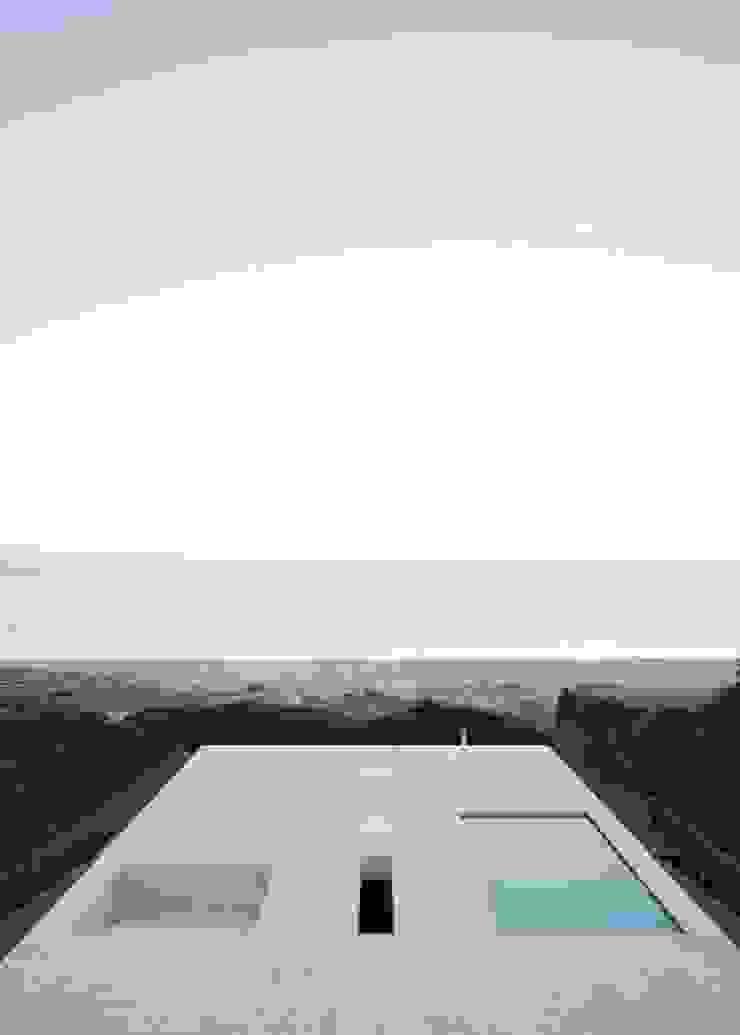 House of the Infinite Casas de estilo moderno de Alberto Campo Baeza Moderno