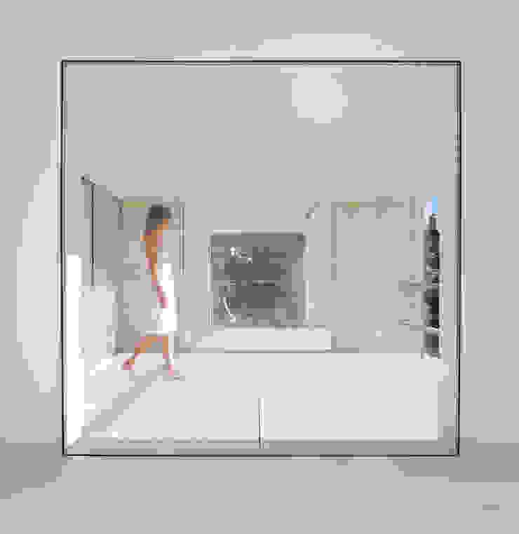House of the Infinite Balcones y terrazas de estilo moderno de Alberto Campo Baeza Moderno