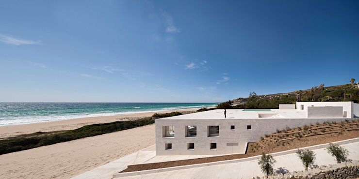 Modern houses by Alberto Campo Baeza Modern