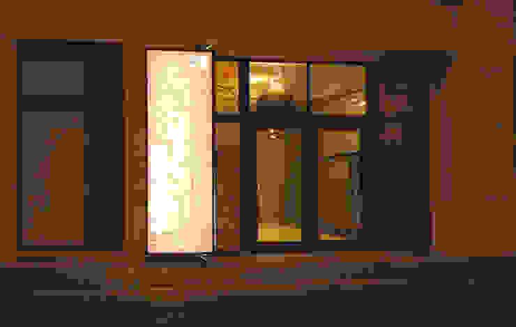 Estudios y despachos de estilo moderno de SEHW Architektur GmbH Moderno