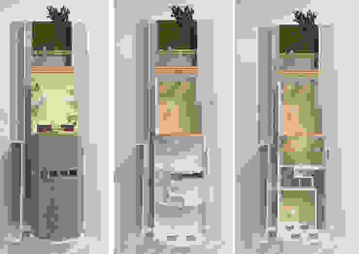 de Obliq Architectuur Moderno