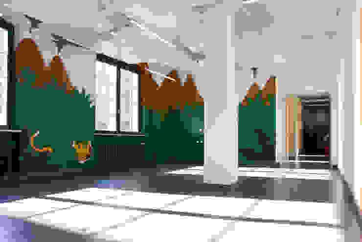 """Themenwelt """"Dschungel"""" Moderne Kinderzimmer von SEHW Architektur GmbH Modern"""