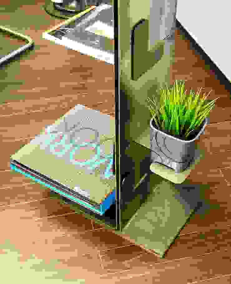 Libreria Tree-books di Zatoo Design Studio Moderno