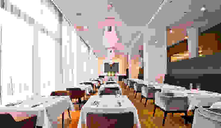 COSMO Hotel Berlin Mitte Moderne Gastronomie von SEHW Architektur GmbH Modern