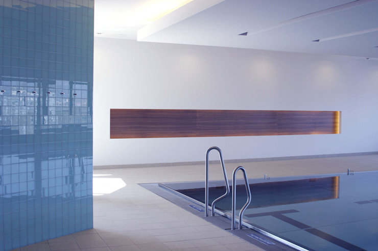 Pool Moderner Fitnessraum von SEHW Architektur GmbH Modern