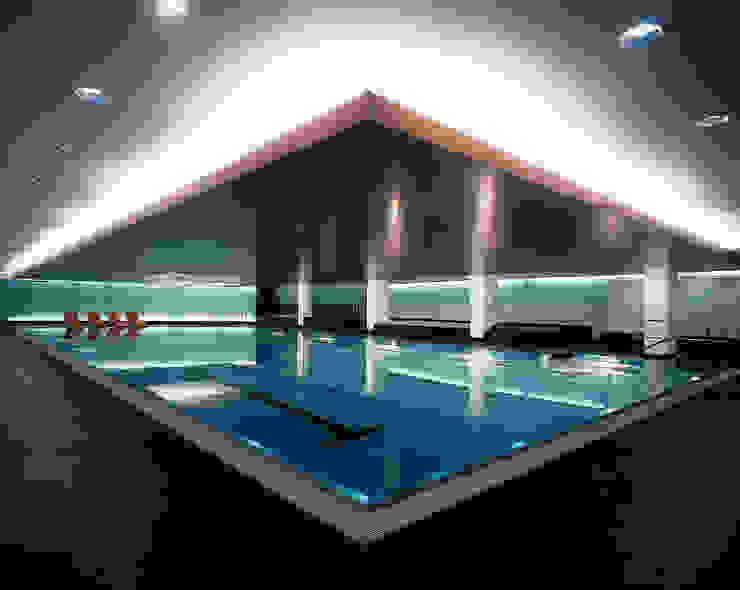Modern gym by Sehw Architektur Modern