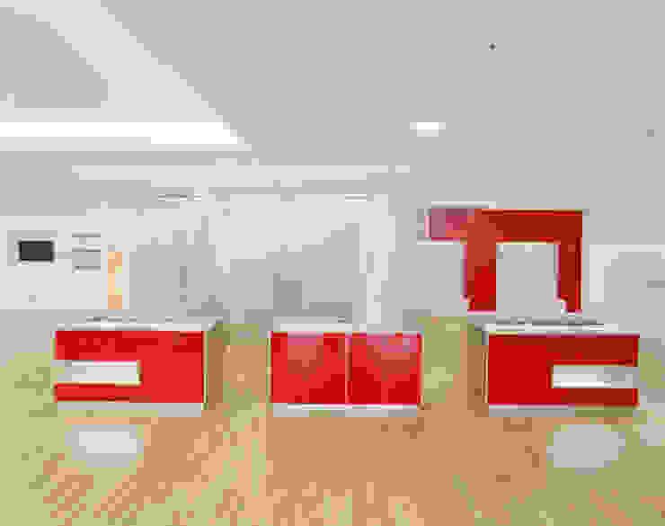 Foyer Moderner Fitnessraum von SEHW Architektur GmbH Modern