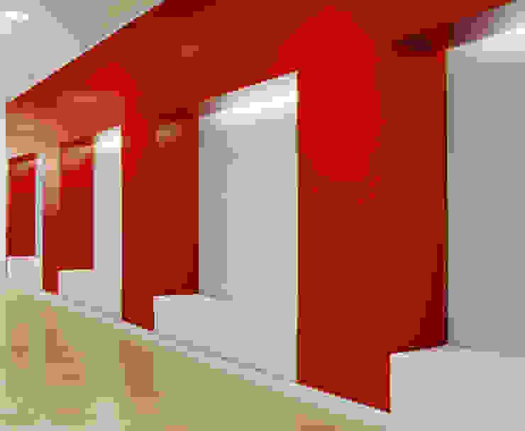 Wartebereiche Moderner Spa von SEHW Architektur GmbH Modern