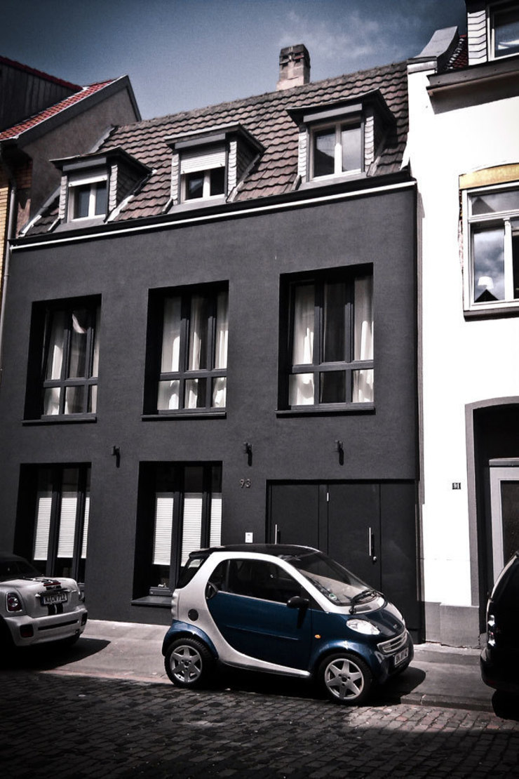 H93 Industriale Häuser von SzturArchitekten GmbH Industrial