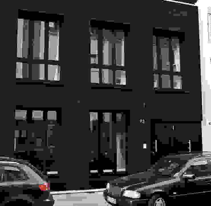 H93_Fassade Industriale Häuser von SzturArchitekten GmbH Industrial