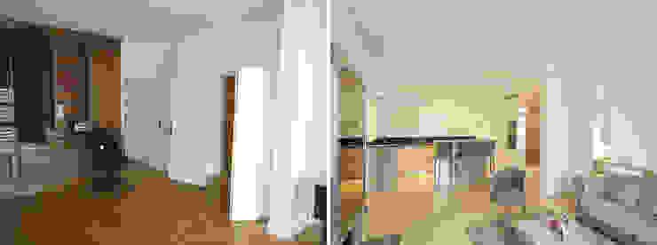 Appartement 3 pièces 85m2 par Créateurs d'Interieur