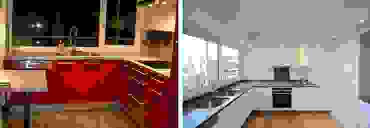 Appartement 4 pièces 95m2 par Créateurs d'Interieur