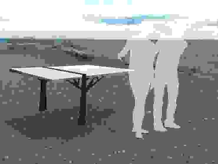 tables en bois flotté par deco-nature Moderne
