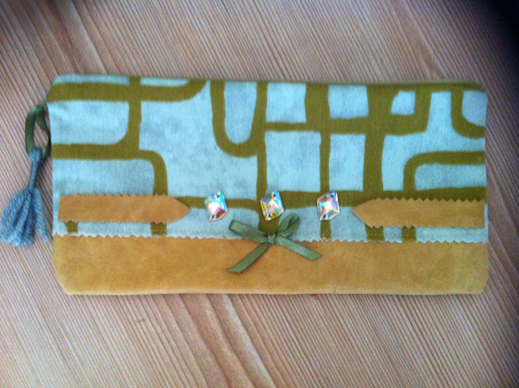 Mint Labyrinth Malzeme Çantası fingerscrossed Akdeniz