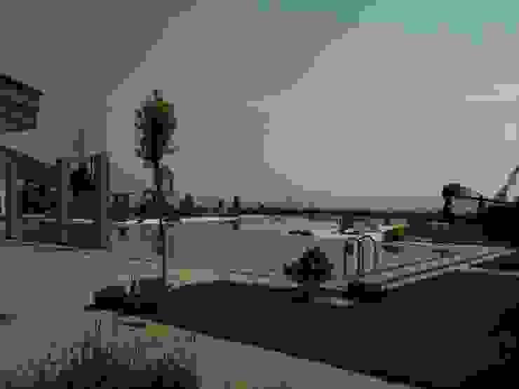 Selimpasa Yildirim Twin Houses Bahçe Bahce Tasarim