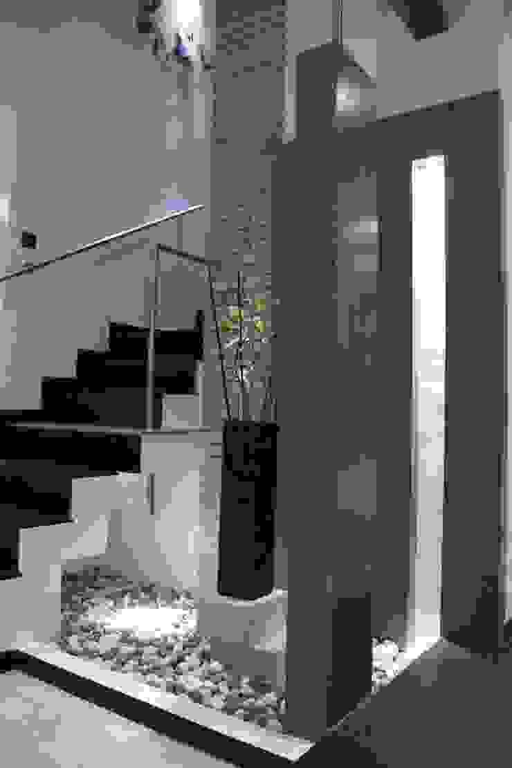 Pebble Court Modern houses by Ashwin Architects Modern