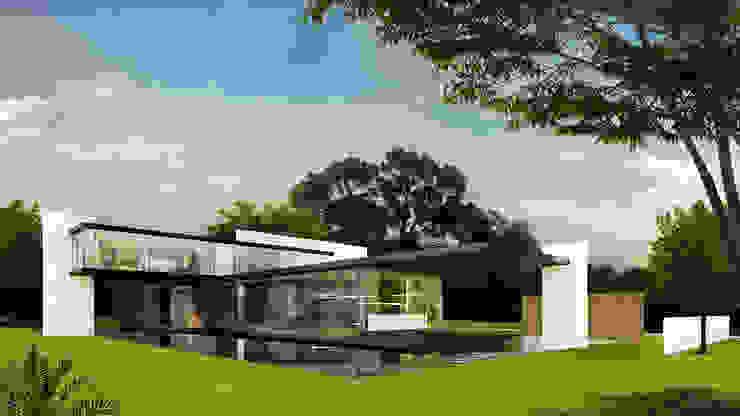 Casas estilo moderno: ideas, arquitectura e imágenes de CO Mimarlık Dekorasyon İnşaat ve Dış Tic. Ltd. Şti. Moderno