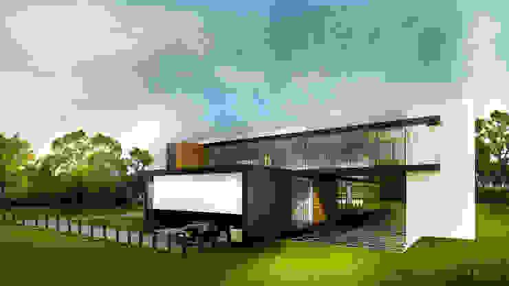 C.S. EVİ Modern Evler CO Mimarlık Dekorasyon İnşaat ve Dış Tic. Ltd. Şti. Modern