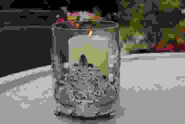 ANTIQUE EFFECT WINDLIGHT THE NORFOLK CANDLE COMPANY GartenAccessoires und Dekoration