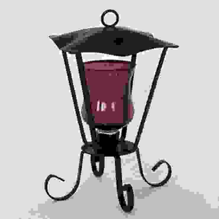 Table lantern THE NORFOLK CANDLE COMPANY GartenAccessoires und Dekoration