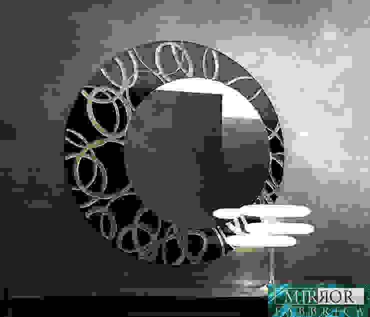 Mirror Fabbrica: modern tarz , Modern