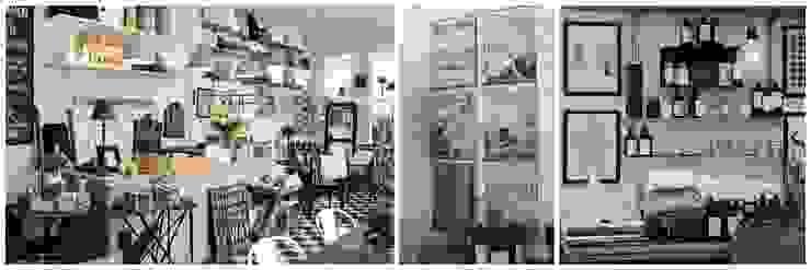 Alvhem Mäkleri & Interiör - shop and magazine Magdalena Kosidlo Living room