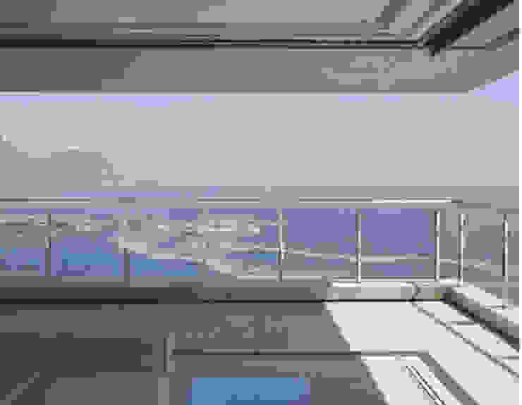 Fontanot – Albini & Fontanot S.p.A. Balcony, veranda & terrace