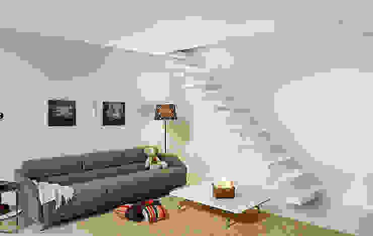 Fontanot – Albini & Fontanot S.p.A. Minimalist living room